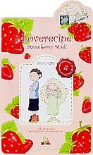 Parfumuri și produse cosmetice Mască cu extract de căpșuni pentru față - Sally's Box Loverecipe Strawberry Mask
