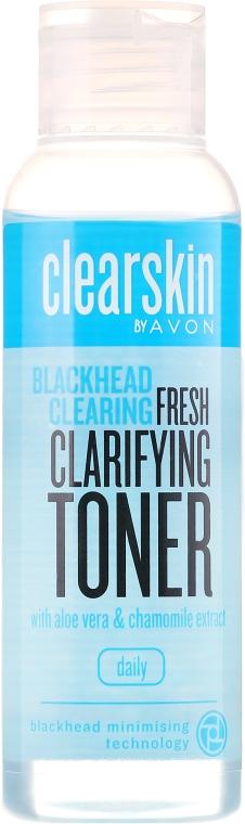 Tonic pentru curățarea tenului - Avon Clearskin Clarifying Toner