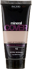 Parfumuri și produse cosmetice Fond mineral de ten - Ingrid Cosmetics Mineral Cover Make Up Foundation