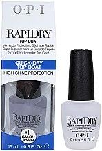 Parfumuri și produse cosmetice Fixator, uscare rapidă - O.P.I RapiDry TopCoat