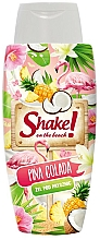 "Parfumuri și produse cosmetice Gel de duș ""Pina Colada"" - Shake for Body Shower Gel"