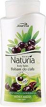 Parfumuri și produse cosmetice Balsam de corp cu ulei de măsline - Joanna Naturia Body Balm