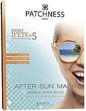 Parfumuri și produse cosmetice Mască ultra hidratantă după plajă - Patchness Mask After Sun