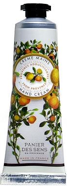 """Cremă pentru mâini """"Provence"""" - Panier Des Sens Provance Hand Cream"""