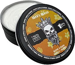 Parfumuri și produse cosmetice Balsam pentru barbă - Man's Beard Vanille Mangue Baume A Barbe