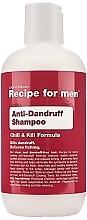 Parfumuri și produse cosmetice Șampon anti-mătreață - Recipe for Men Anti-Dandruff Shampoo