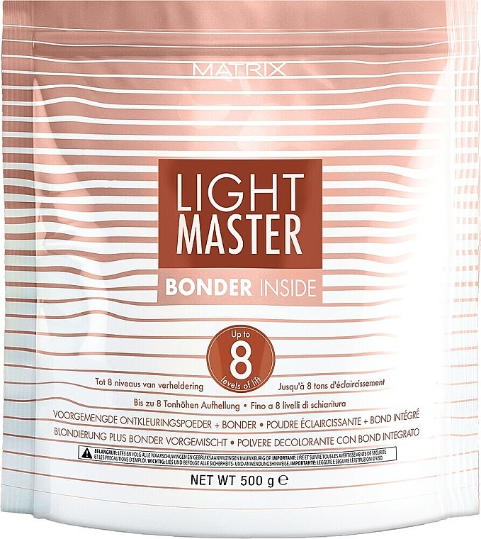 Pudră decolorantă cu complex protector - Matrix Light Master 8 Bonder Inside