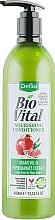 Parfumuri și produse cosmetice Balsam cu ulei de argan și rodie pentru păr - DeBa Bio Vital Nourishing Conditioner