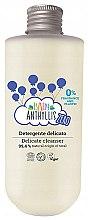 Parfumuri și produse cosmetice Gel de baie pentru bebeluși și copii - Anthyllis Zero Baby Delicate Cleanser