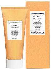 Parfumuri și produse cosmetice Cremă de față după bronz - Comfort Zone Sun Soul Face Cream Aftersun