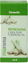 "Parfumuri și produse cosmetice Ulei esențial ""Citronella"" - Holland & Barrett Miaroma Citronella Pure Essential Oil"