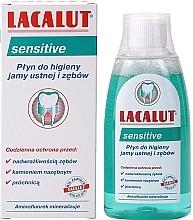 Parfumuri și produse cosmetice Apă de gură pentru dinți sensibili - Lacalut Sensitive