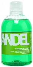 Șampon pentru păr normal și uscat - Kallos Cosmetics Mandel Shampoo — Imagine N1