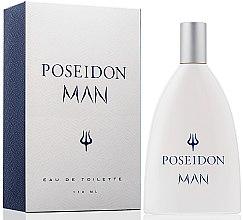 Parfumuri și produse cosmetice Instituto Espanol Poseidon - Apă de toaletă