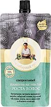 Parfumuri și produse cosmetice Șampon activator pentru creșterea părului - Rețete bunicii Agafia