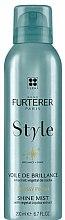 Parfumuri și produse cosmetice Spray finish pentru păr - Rene Furterer Style Shine Mist Glossy Finish
