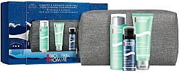 Set - Biotherm Aquapower Gift Set (f/gel/75ml + sh/foam/50ml + sh/gel/75ml + bag) — Imagine N2