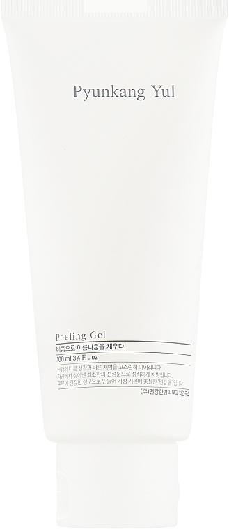 Gel-peeling pentru față - Pyunkang Yul Peeling Gel — Imagine N1