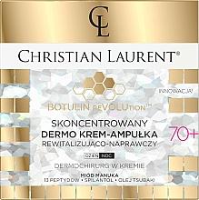 Parfumuri și produse cosmetice Cremă-fiolă concentrată pentru revitalizarea și întinerirea pielii 70 + - Christian Laurent Botulin Revolution Concentrated Revitalising And Repair Dermo Cream-Ampoule