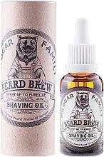 Parfumuri și produse cosmetice Ulei de ras - Mr. Bear Family Shaving Oil