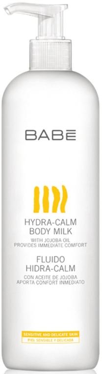Lapte hidratant de corp - Babe Laboratorios Hydra-Calm Body Milk — Imagine N1