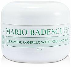 Parfumuri și produse cosmetice Complex N.M.F. și A.H.A. pentru ten combinat și uscat - Mario Badescu Ceramide Complex with N.M.F & A.H.A.
