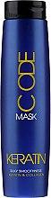 Parfumuri și produse cosmetice Mască de păr - Stapiz Keratin Code Mask