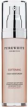 Parfumuri și produse cosmetice Cremă hidratantă - Pure White Cosmetics Softening Daily Moisturizer