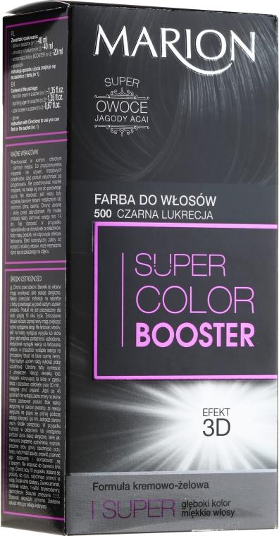 Vopsea de păr - Marion Super Color Booster