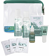 Parfumuri și produse cosmetice Set - Repechage Hydra Medic Travel Collection (f/gel/59ml + f/lot/59ml + f/cr/7ml + f/serum/15ml + f/lot/7.5ml + f/mask/3pcs)