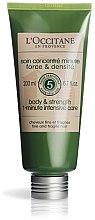 Parfumuri și produse cosmetice Balsam de păr - L'Occitane Aromachologie Body & Strength 1-Minute Intensive Care