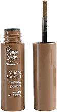 Parfumuri și produse cosmetice Pudră pentru sprâncene - Peggy Sage Eyebrow Powder
