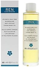 Parfumuri și produse cosmetice Mască pentru corp - Ren Atlantic Kelp And Microalgae Anti-fatigue Body Oil
