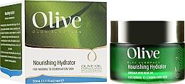 Parfumuri și produse cosmetice Cremă nutritivă de față - Frulatte Olive Oil Nourishing Hydrator
