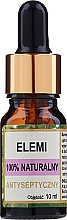 "Parfumuri și produse cosmetice Ulei natural ""Elemi"" - Biomika Oil Elemi"