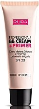 BB Cream + primer Hidratant - Pupa Professionals BB Cream+Primer — Imagine N1