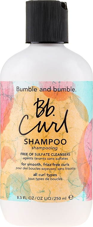 Șampon fără sulfat - Bumble and Bumble Curl Care Sulfate-Free Shampoo — Imagine N1