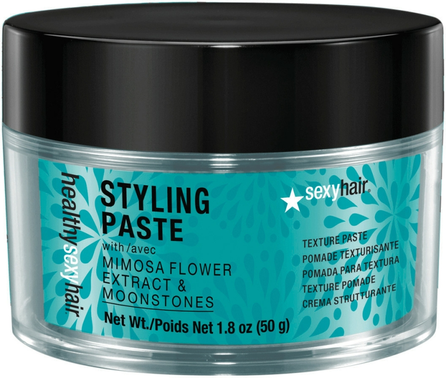 Pastă de păr - SexyHair HealthySexyHair Styling Texture Paste — Imagine N1