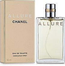 Chanel Allure - Apă de toaletă — Imagine N2