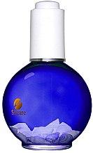 Parfumuri și produse cosmetice Ulei pentru unghii și cuticule - Silcare Olive Shells Vanilla Sky Blue