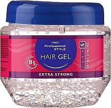 Parfumuri și produse cosmetice Gel de păr - Professional Style Hair Gel Extra Strong