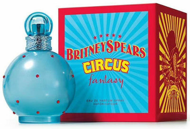 Britney Spears Circus Fantasy - Apă de parfum — Imagine N1
