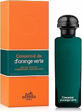 Hermes Concentre dOrange Verte - Apă de toaletă — Imagine N2