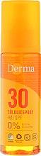 Parfumuri și produse cosmetice Ulei de corp - Derma Sun Sun Oil SPF30 High