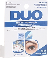 Parfumuri și produse cosmetice Adeziv pentru gene false - Ardell Duo Quick Set