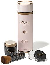 Parfumuri și produse cosmetice Pufră pentru finish - Hynt Beauty Finale Finishing Powder Set