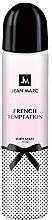 Parfumuri și produse cosmetice Jean Marc French Temptation - Deodorant