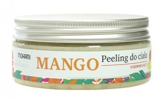 Peeling pentru corp - Mohani Natural Mango Peel — Imagine N1