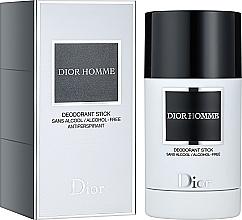 Parfumuri și produse cosmetice Dior Homme - Deodorant stick
