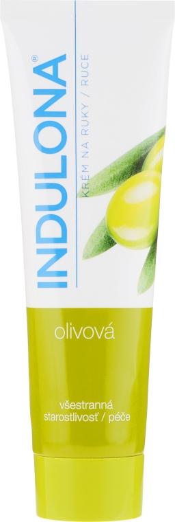 Cremă hidratantă pentru mâini - Indulona Oliva Hand Cream — Imagine N1